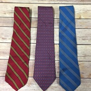 Brooks brothers makers tie bundle 3 ties